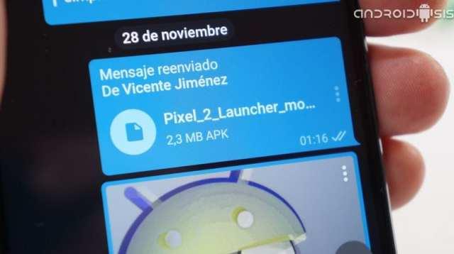 [APK] Descargar Pixel Launcher 2 No ROOT <stro data-recalc-dims=