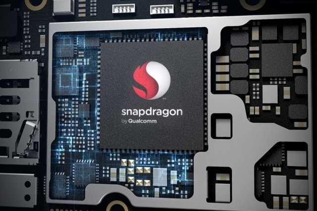 Snapdragon 845 de Qualcomm