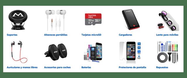 Los 10 mejores accesorios para tu smartphone android for Accesorios smartphone