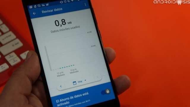 Datally de Google, ¿Realmente sirve para economizar datos?