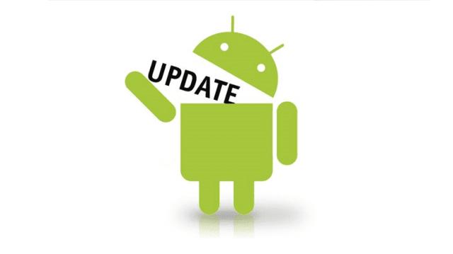 Android actualizaciones