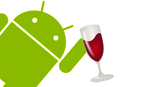 Android apps de vino