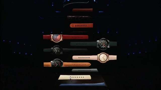Galaxy Watch colores