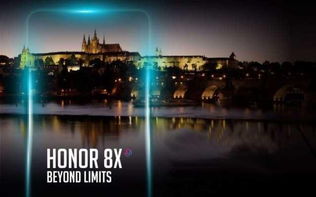 Honor 8X presentacion Praga