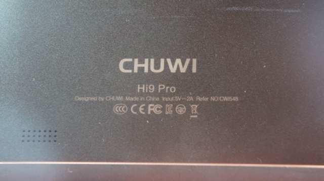 Vídeo review Chuwi Hi9 PRO pormenorizaciones técnicas