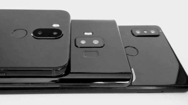 smartphones cámara dual