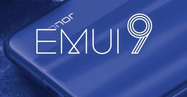 EMUI 9.0 beta(programa) ya disponible para varios prototipos Huawei℗ y Honor