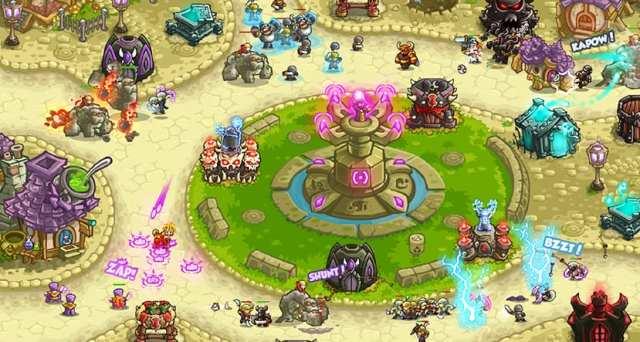 Ya disponible Kingdom Rush Vengeance: vuelve una de las sagas de