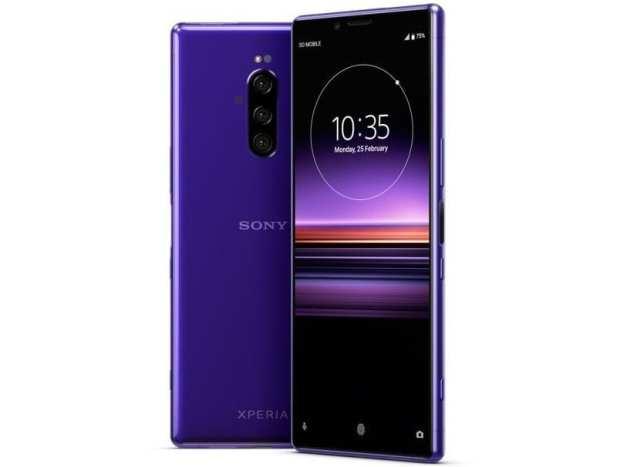 Sony Xperia(móvil) 1 Oficial