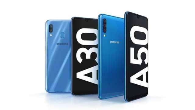 Samsung Galaxy℗ A30 y A50 oficial