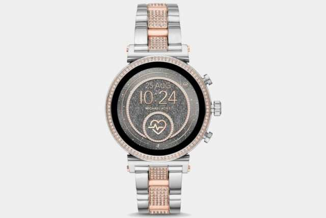 Smartwatch Michael Kors Sofie Heart Rate