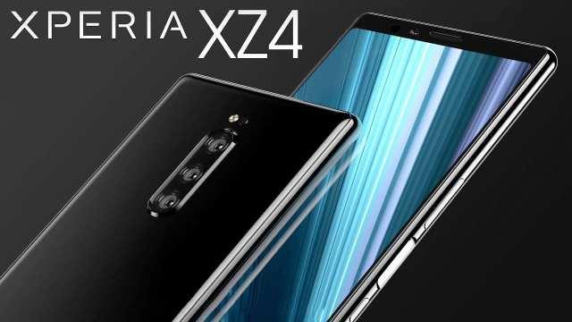 Sony Xperia(móvil) XZ4