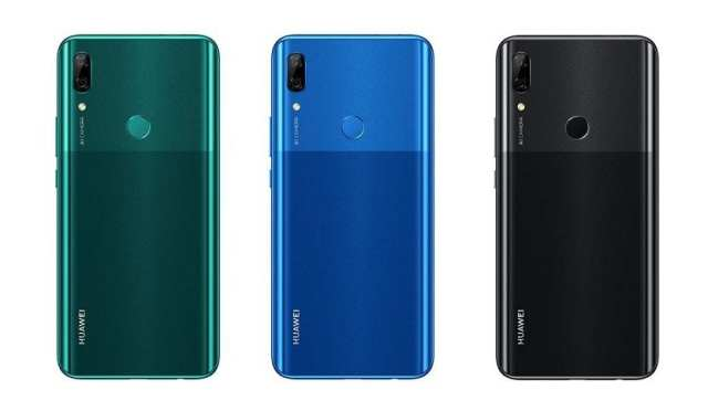 Huawei P Smart Z colores