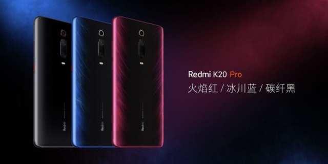 Redmi K20 Pro Oficial