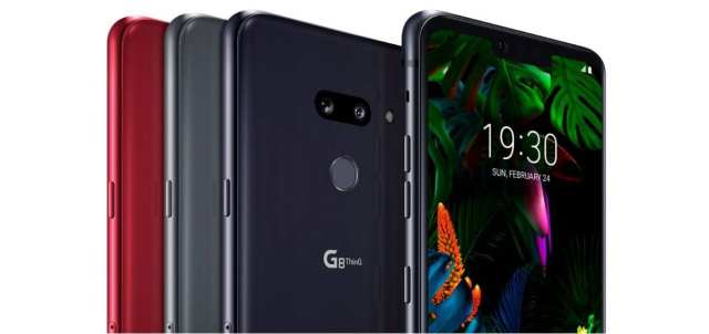 LG G8s ThinQ Smart Green