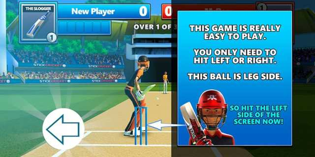 Stick Cricket Live en Android
