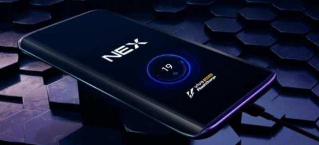 Vivo Nex 3 con tecnología de carga rápida de 120 vatios
