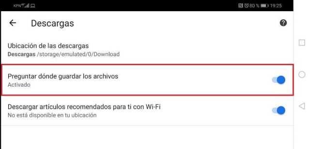 Google Chrome℗ descargas