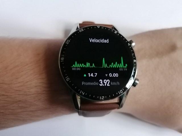 Huawei Watch GT 2 deporte
