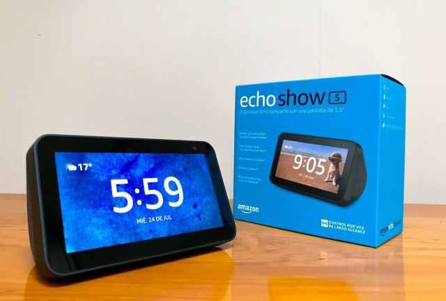Echo Show S