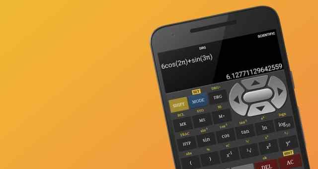 Calculadora científica Gratis