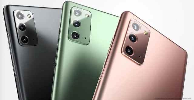 Samsung Galaxy℗ Note 20