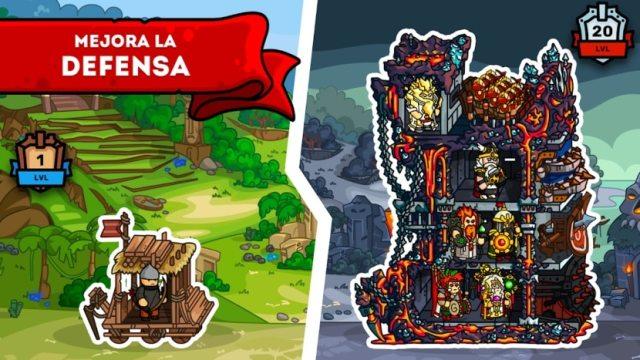 Towerlands - Defiende tu torre