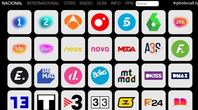 Photocall TV