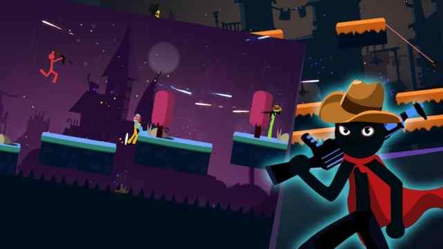 Los 6 mejores games de stickman para Android