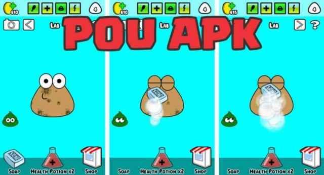 Pou APK