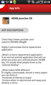 Chomp 5 Chomp, ya para Android. Un motor de búsqueda de Apps.