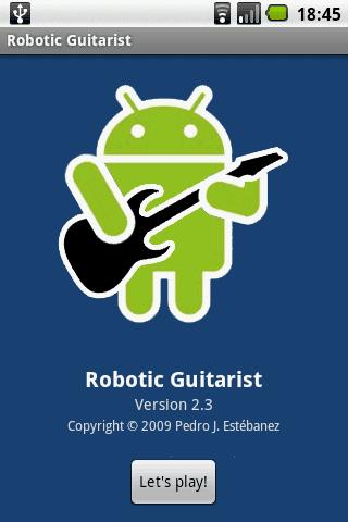 robotic guitarist Robotic Guitarist, un must have para todo guitarrista