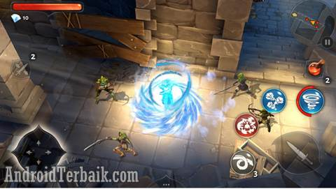 download game dungeon hunter 5 apk android