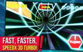 SpeedX 3D Turbo android hry
