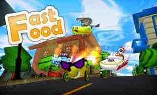 Fast Food 3D Racing ke stažení