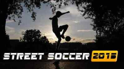 Street Soccer 2015 android hra
