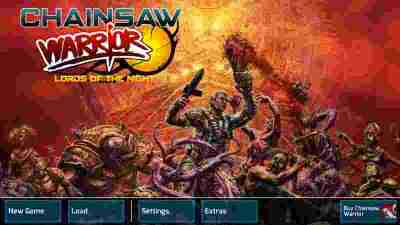 Chainsaw Warrior: LotN - android hry, games