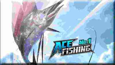 Ace Fishing: Wild Catch - android game, hra