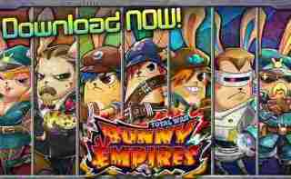 Bunny Empires: Total War - android hry