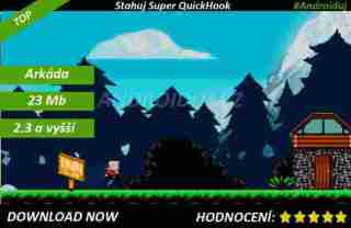 1 - Super QuickHook android hra