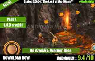 3 - LEGO® The Lord of the Rings ™ download game