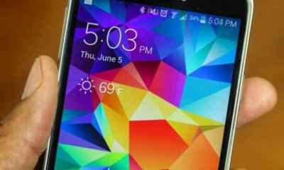 Samsung Galaxy S5 Android 6.0