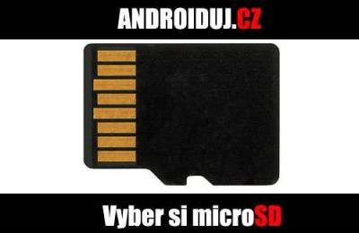 Vyber si microSD