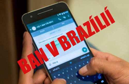 WhatsApp BAN