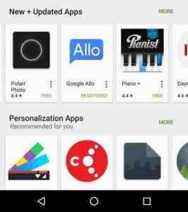 Google Allo Aplikace zdarma