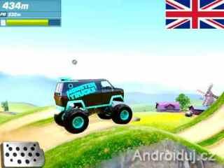 Monster Truck Racing ke stažení android zdarma