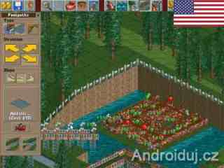 Roller Coaster android hra zdarma