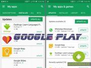 Google Obchod aplikace dostala aktualizaci