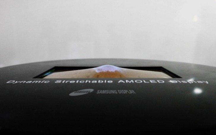 Samsung OLED displej