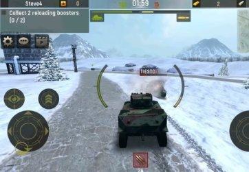 Grand Tanks: Tank Shooter